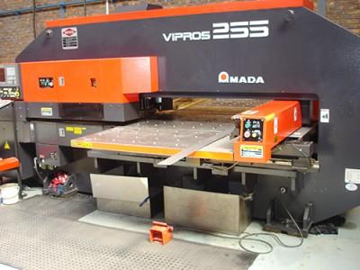 Amada---CNC-Punching-Machine